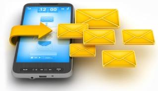 divulgação por sms